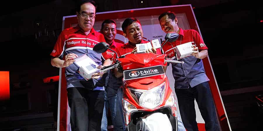 T-Bike inside motor